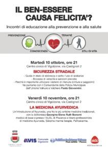 IL BEN-ESSERE CAUSA FELICITA'? @ Centro Civico | Vigolzone | Emilia-Romagna | Italia