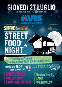 Festa Sociale Avis Gossolengo @ Via XXV Aprile, 4   Ferriere   Emilia-Romagna   Italia