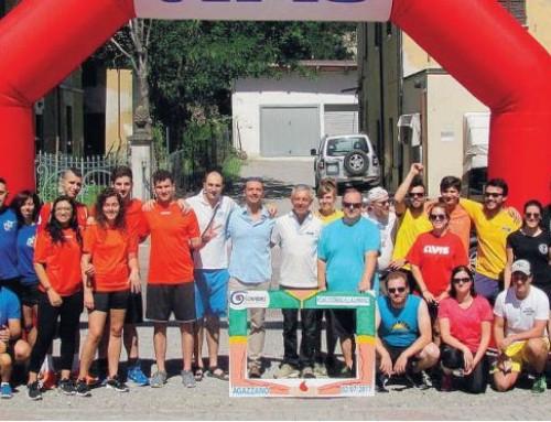 Calcio balilla umano, il torneo per avvicinare i giovani all'Avis