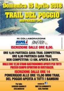 Trail Del Poggio @ Rustigazzo   Emilia-Romagna   Italia