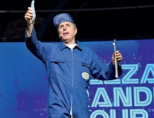 L'ironia di Cremona tra giochi di prestigio danze e Mary Poppins