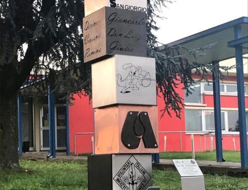 Avis San Giorgio Piacentino compie mezzo secolo e inaugura un monumento ai donatori