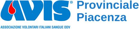 AVIS Provinciale Piacenza Logo