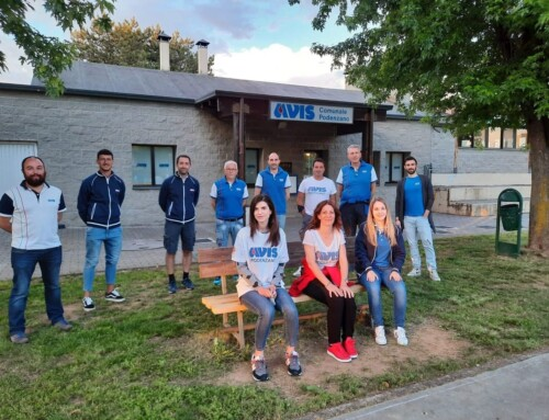 A Podenzano Avis torna in piazza per fare informazione e premiare i donatori